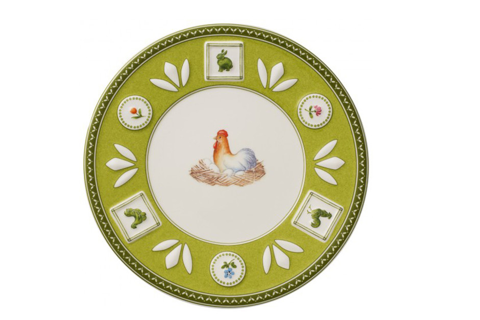 Салатная тарелка Farmers Spring, Villeroy & Boch, магазины Villeroy & Boch