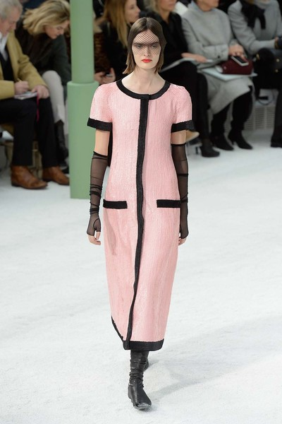 Показ Chanel Haute Couture | галерея [1] фото [3]