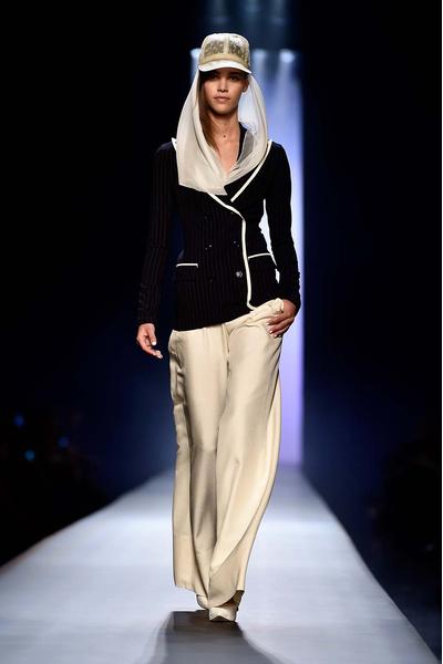 Показ Jean Paul Gaultier Couture | галерея [1] фото [51]