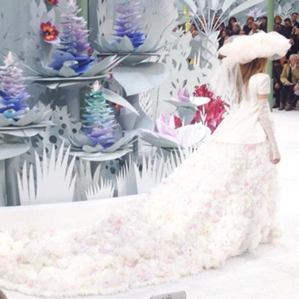 От первого лица: Неделя моды Haute Couture глазами редактора ELLE | галерея [6] фото [9]