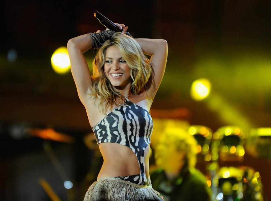 Располневшая Шакира разочаровала поклонников неидеальной фигурой