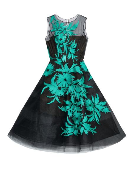 100 самых красивых платьев из осенних коллекций | галерея [1] фото [58]