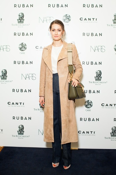 Показ осенне-зимней коллекции Ruban на Mercedes-Benz Fashion Week RussiaПоказ осенне-зимней коллекции Ruban на Mercedes-Benz Fashion Week Russia | галерея [1] фото [5]