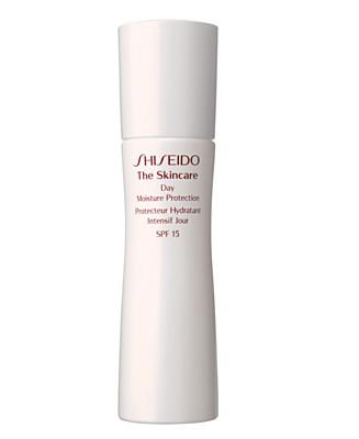 Дневной защитный крем для нормальной и комбинированной кожи Shiseido, The Skincare Day Moisture Protection SPH 15