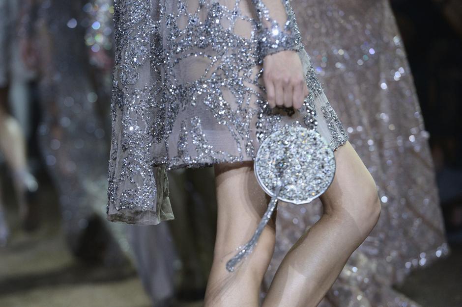 Дух странствий: показ Elie Saab Couture