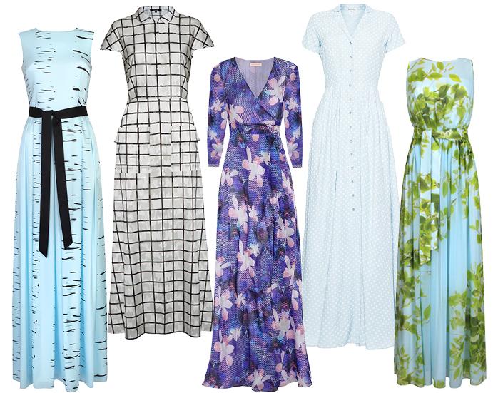 Модные выпускные платья фото 4