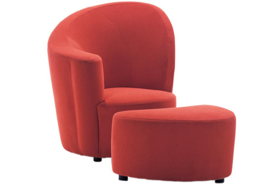 Кресло c оттоманкой Nautilus