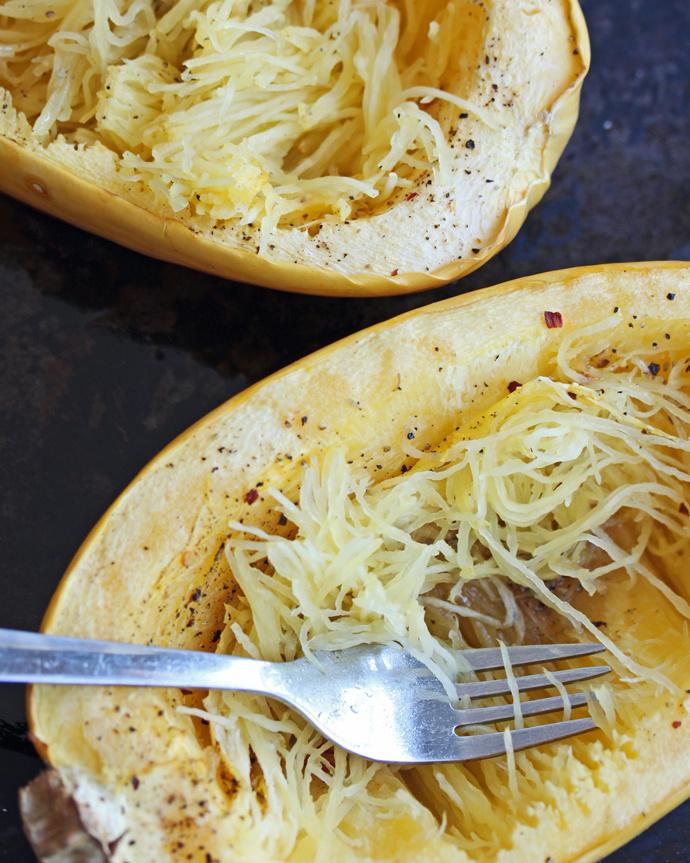 Сквош или тыква-спагетти