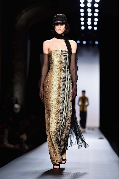 Показ Jean Paul Gaultier Couture | галерея [1] фото [11]