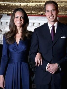 Принц Уильям и Кейт Мидлтон