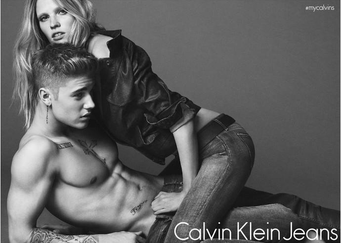 Рекламная кампания Calvin Klein Jeans