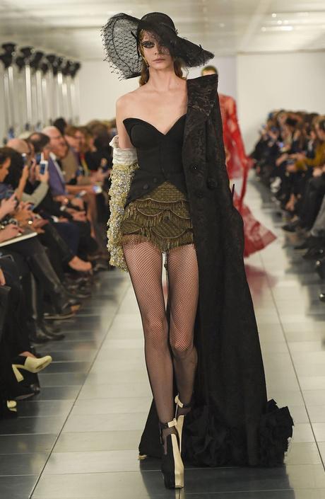 Джон Гальяно вернулся в мир моды с коллекцией Maison Margiela Artisanal