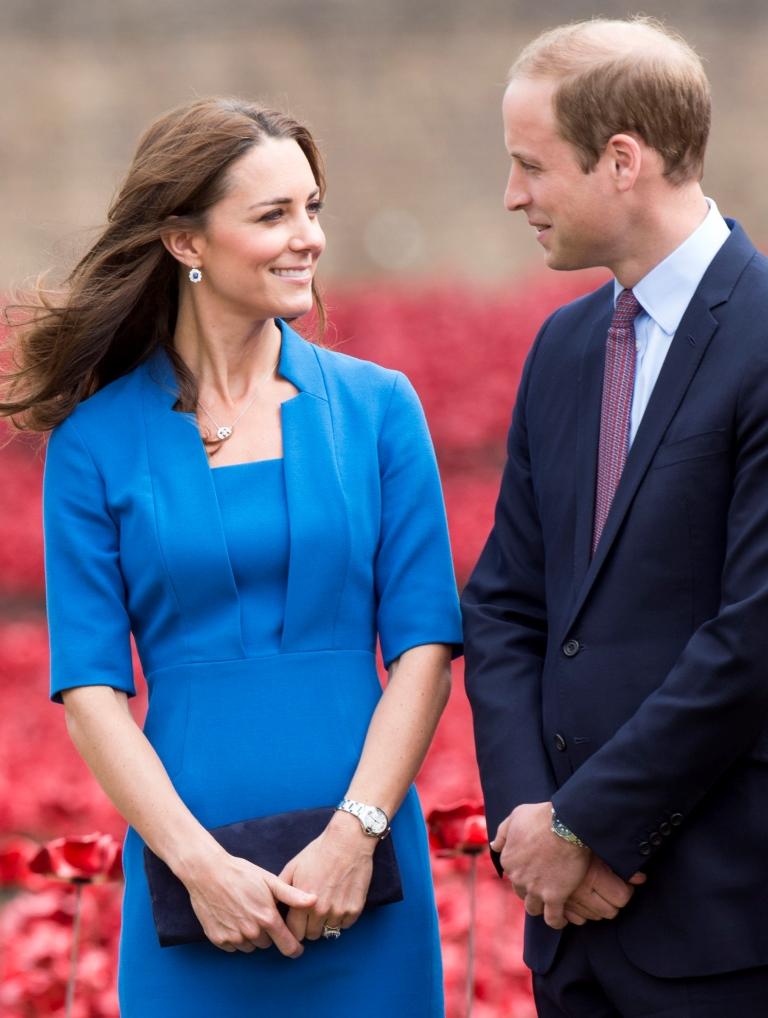 Принц Уильям ушел в декрет вместе с Кейт Миддлтон