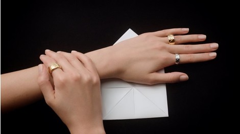 Chanel представили новую ювелирную коллекцию Coco Crush | галерея [1] фото [6]