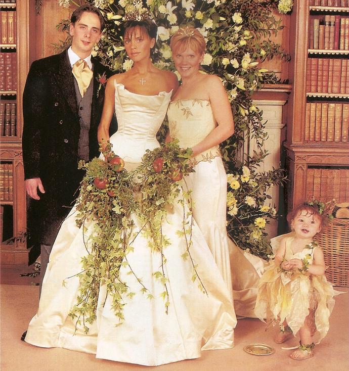 Свадьба Виктории Бекхэм