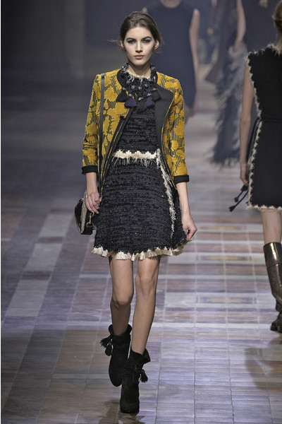 Показ Lanvin на неделе моды в Париже | галерея [1] фото [37]