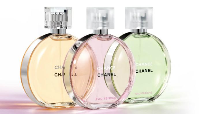 Набор ароматов для женщин Chance от Chanel