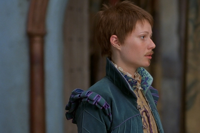 «Влюбленный Шекспир» (Shakespeare in Love), 1998