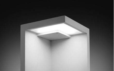 Светящаяся мебель для сада от фабрики Vibia | галерея [1] фото [3]
