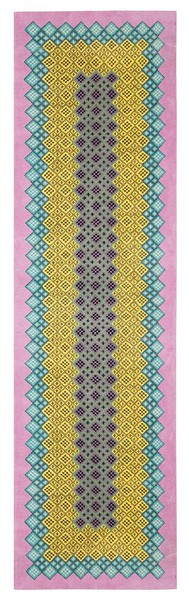 Новая коллекция: ковры от Jonathan Saunders для The Rug Company | галерея [1] фото [6]