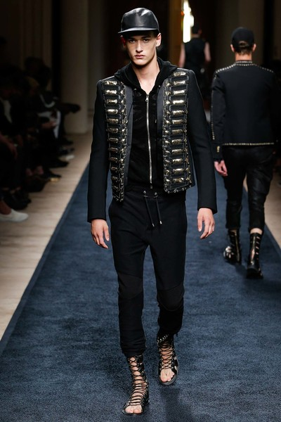 Неделя мужской моды в Париже: лучшие показы | галерея [7] фото [3]
