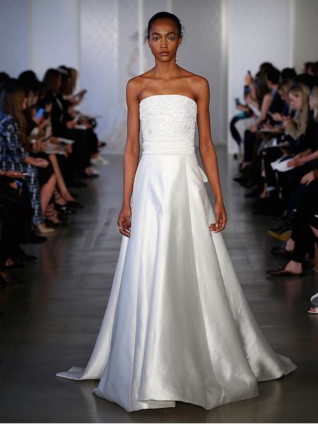 Лучшие коллекции Недели свадебной моды | галерея [3] фото [20]