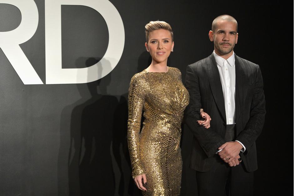 СМИ говорили о разводе исполнительницы Скарлетт Йоханссон