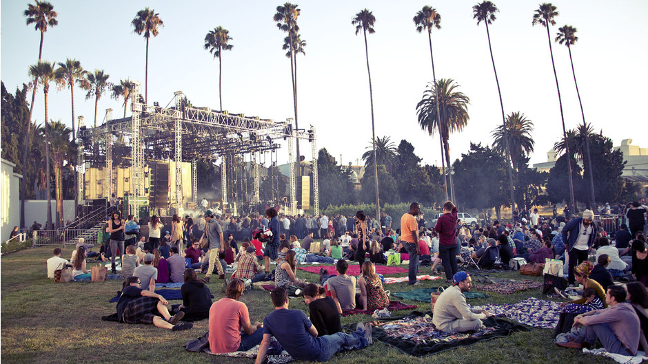 Cinespia Hollywood Forever (Лос-Анджелес, США)