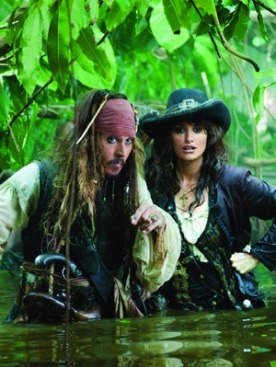 Коллекция Pirates of the Caribbean: On Stranger Tides от Swarovski
