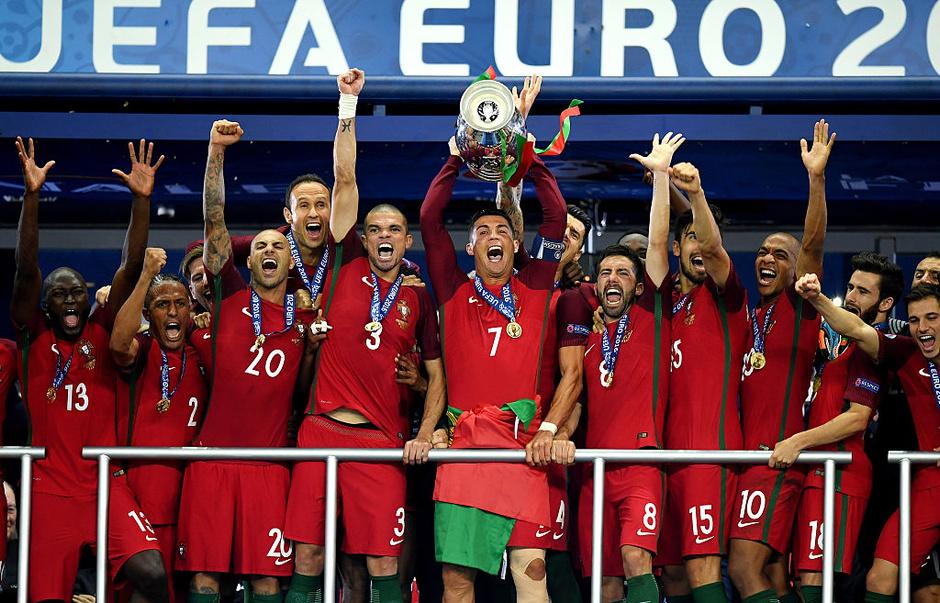 Криштиану Роналду стал самым упоминаемым игроком Евро-2016