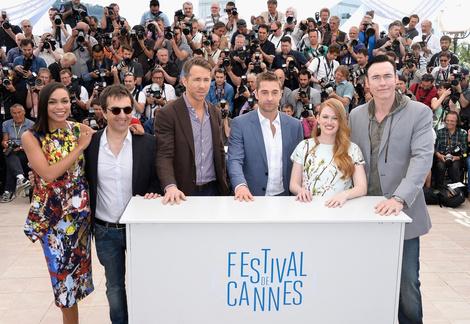 Пресс-конференции «Как приручить дракона 2» и «Пленница» на Каннском кинофестивале 2014