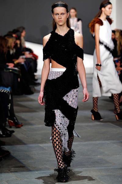 От первого лица: редактор моды ELLE о взлетах и провалах на Неделе Моды в Нью-Йорке | галерея [5] фото [3]