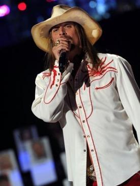 Кид Рок на церемонии CMT Music Awards 2011