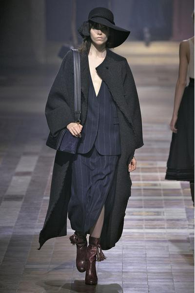 Показ Lanvin на неделе моды в Париже | галерея [1] фото [13]