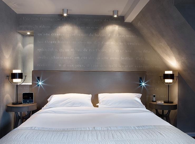 Отель Pavillon Des Lettres в Париже фото 3