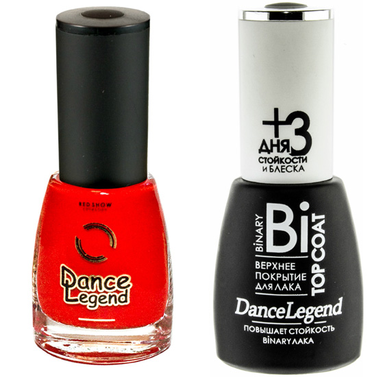 Dance Legend Binary Top Coat