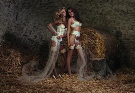 Не платьем единым: 8 лучших коллекций свадебного белья | галерея [1] фото [5]