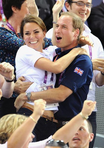 История любви Кейт Миддлтон и принца Уильяма в фотографиях | галерея [1] фото [7]
