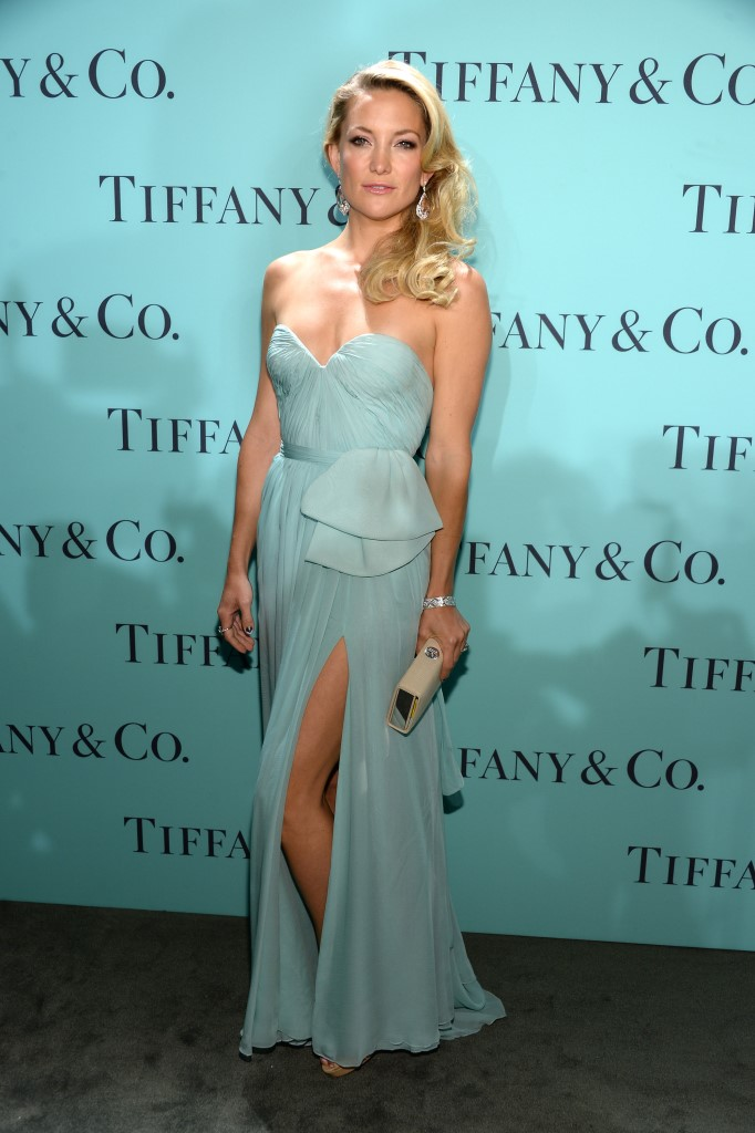 Reem Acra, вечер Tiffany & Co. Blue Book