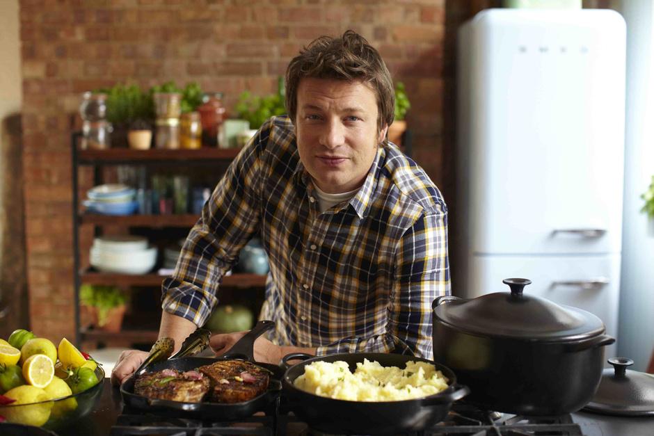 Секреты кухни Джейми Оливера
