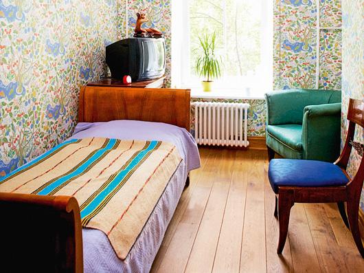 Бывший кабинет стал бабушкиной комнатой