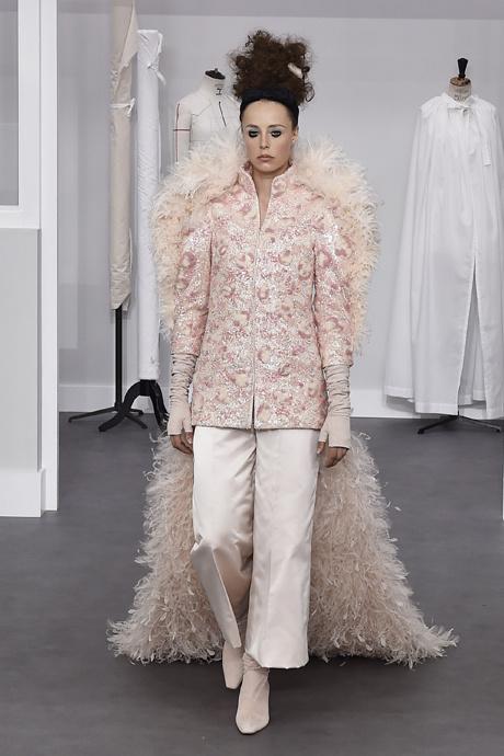 Chanel Haute Couture, осень-зима 2016