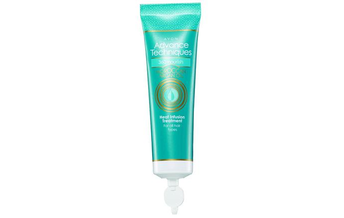 Термо-маска для волос Advance Techniques Heat Infusion Treatment от Avon