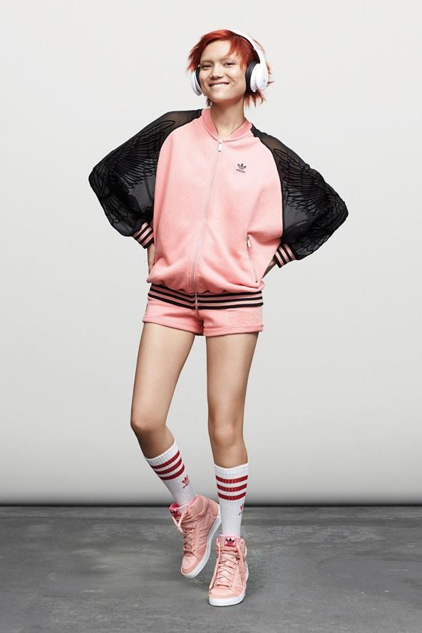 Одежда от Adidas Originals и Риты Оры