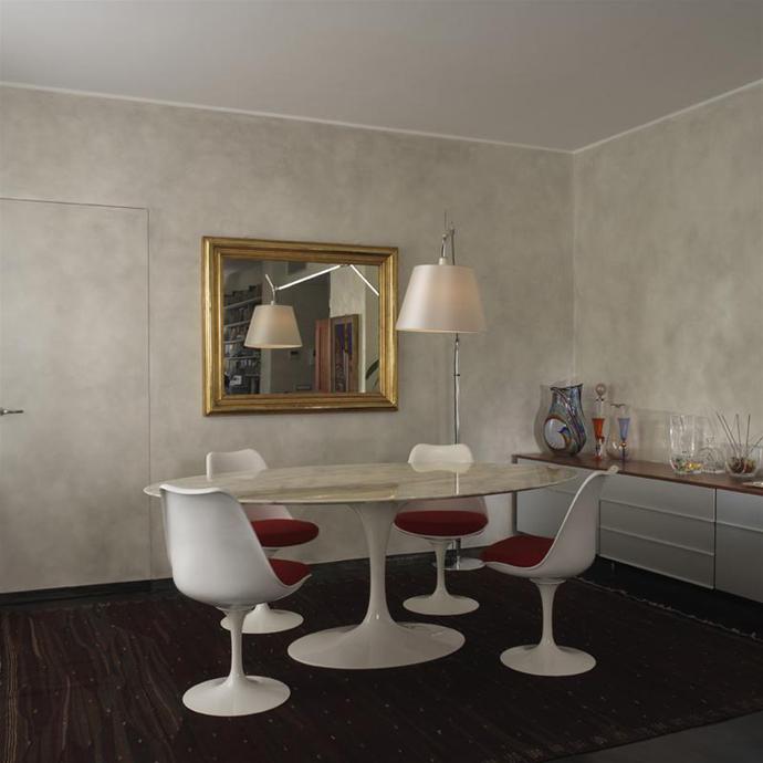 Tulip, Knoll, стол, кресло, дизайн