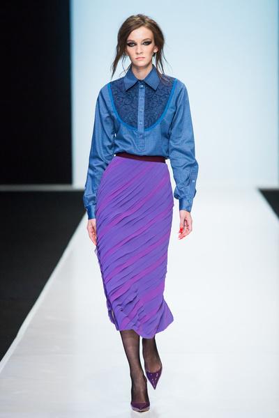 Неделя моды в Москве: лучшие показы | галерея [2] фото [3]
