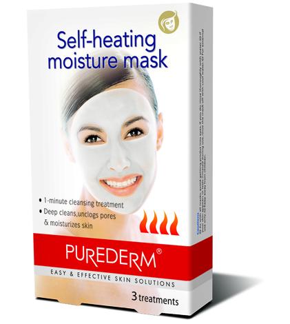 Purederm Self-heating moisture Mask