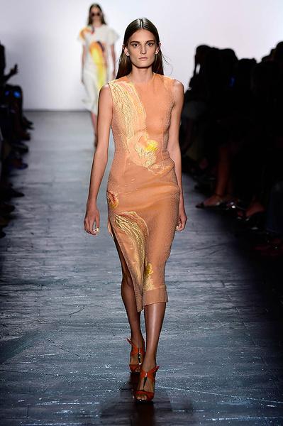 Неделя моды в Нью-Йорке 2015: день шестой | галерея [2] фото [7]