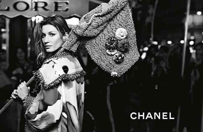 Рекламная кампания Chanel весна-лето 2015
