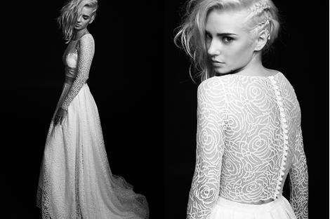 ЗАМУЖ НЕВТЕРПЕЖ: 10 самых красивых свадебных коллекций сезона | галерея [4] фото [6]